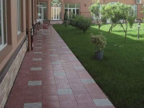 Тротуарная плитка Колодец 8041
