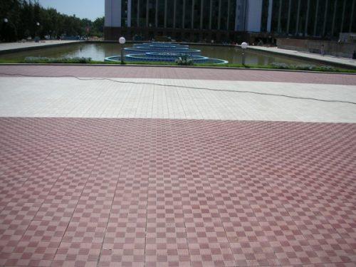 Тротуарная плитка Сетка 8042
