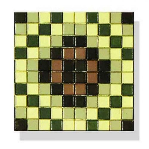 Мелкая мозаика с кондуктором 3054