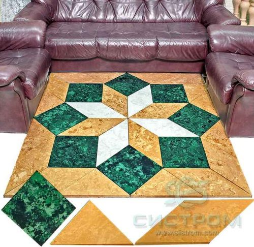 Большая мозаика 3122