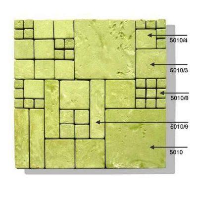 Комплект плитки для мозаики 5010j