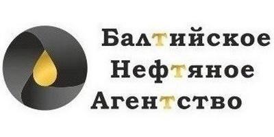 Балтийское нефтяное агентство. Логотип