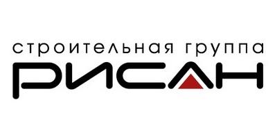 Строительная группа РИСАН. Логотип