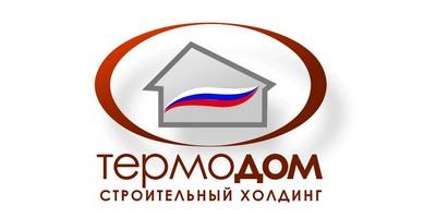 Строительный холдинг Термодом. Логотип