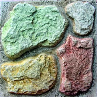 Дикий камень Цокольный 3007