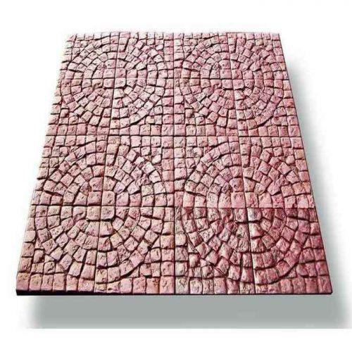 Тротуарная плитка Колодец 3009 3010