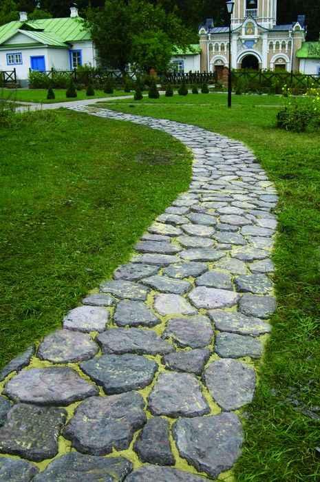 Брусчатка, набор камней 3066