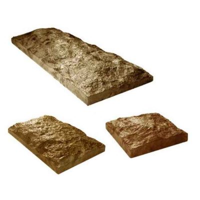 Дикий камень, базальтовый 3075
