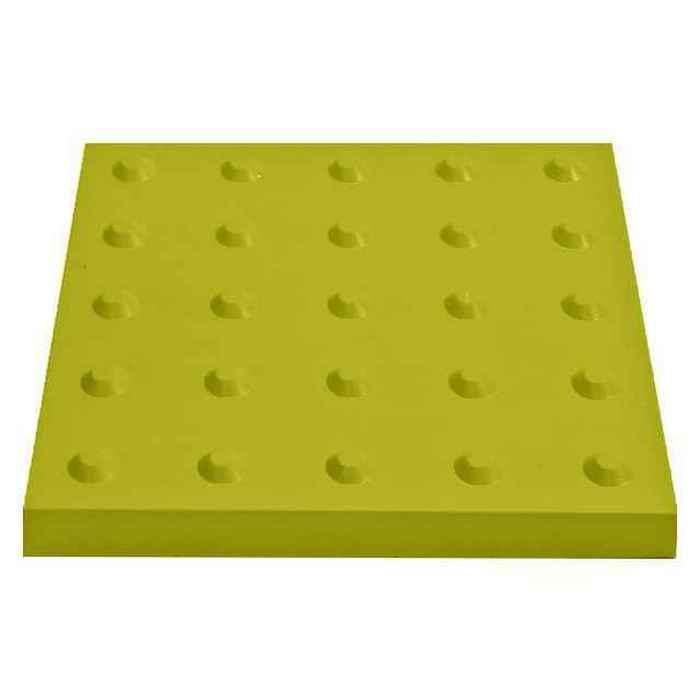 Тактильная плитка Конусообразные рифы 3109