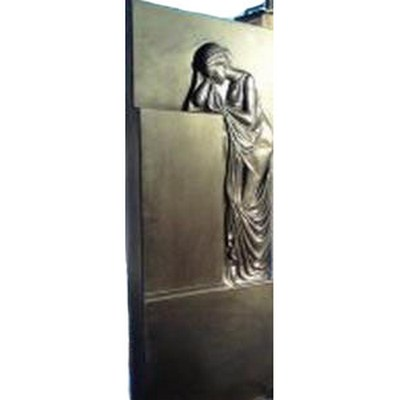 Ритуальный памятник Скорбящая мать 4.018