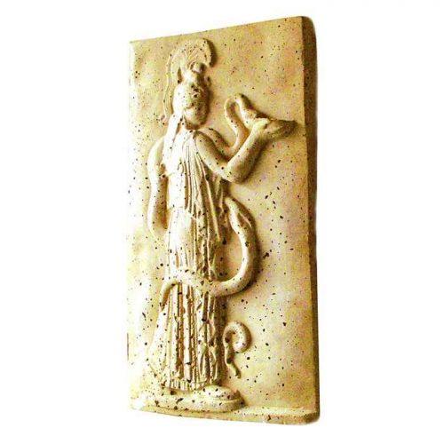 Греческий барельеф Афина Паллада 4013/2