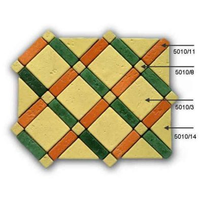 Мозаика декоративная 5010c