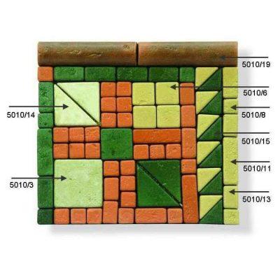 Декоративная мозаика 5010e