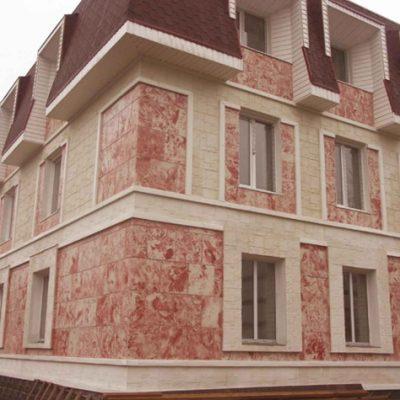Облицовочная фасадная плитка